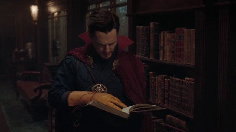 Who else is Doctor Strange keeping track of?