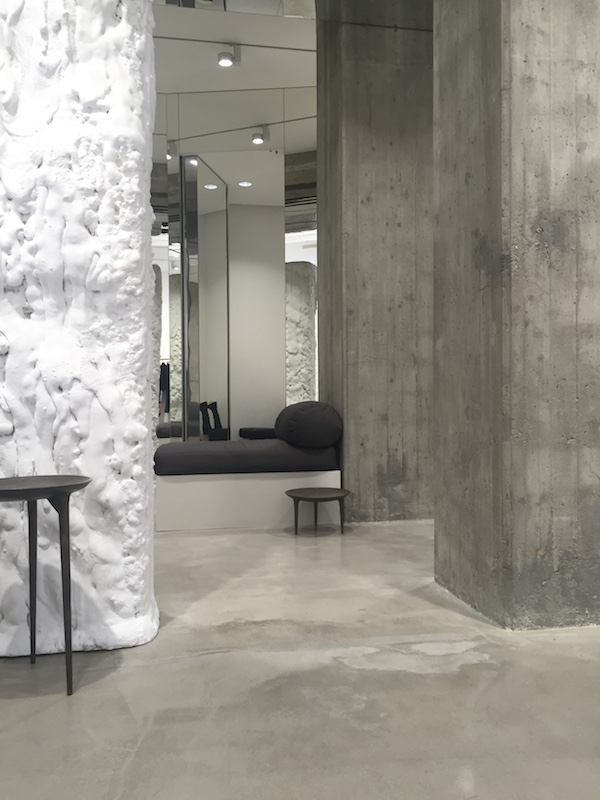 Top vosgesparis: Rick Owens furniture line and store visit | Milan  WI04