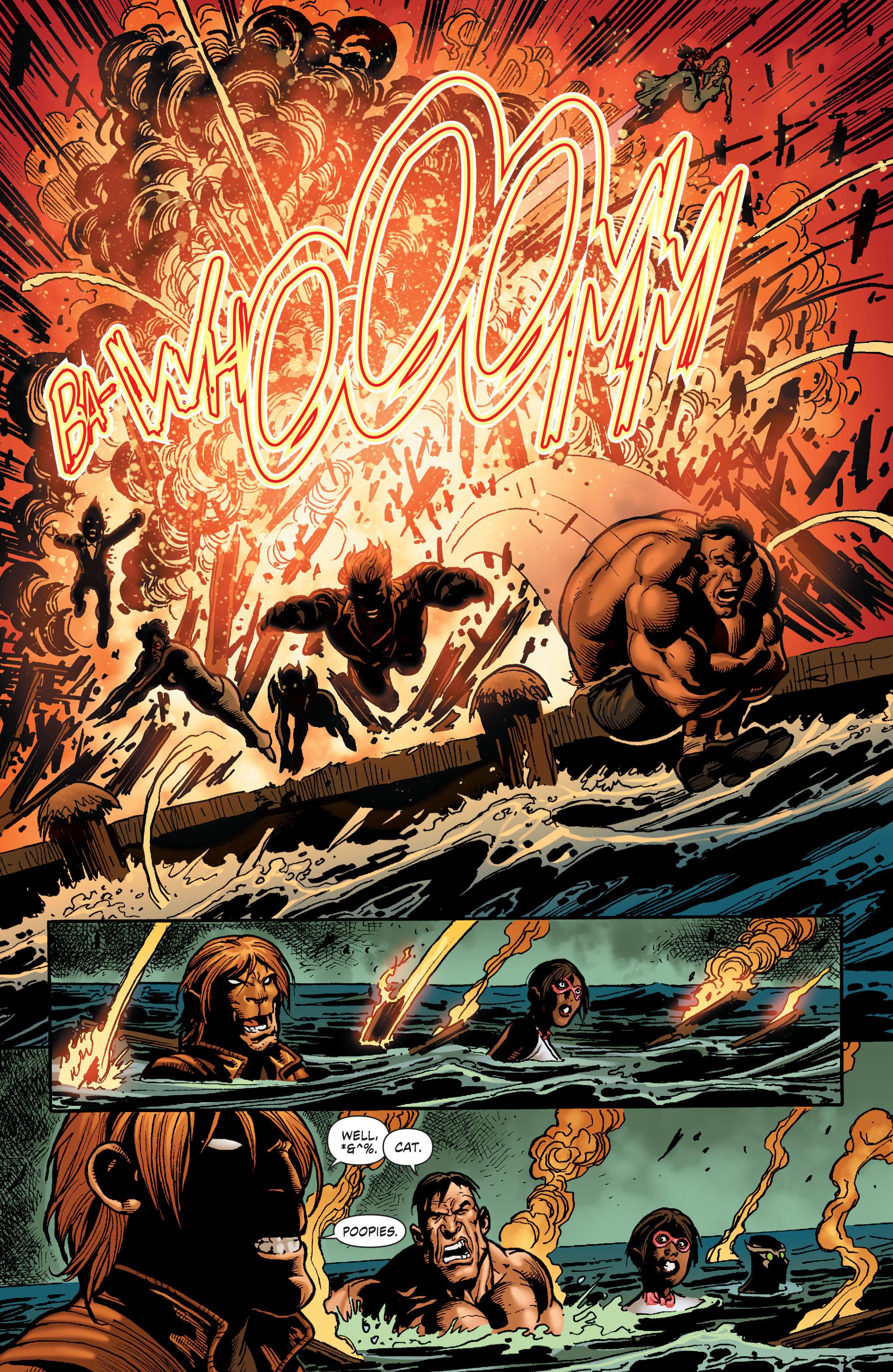 Read online Secret Six (2015) comic -  Issue #6 - 20