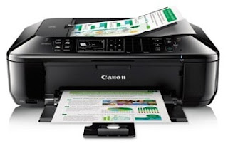 The Canon PIXMA MX522 also allows you to turn your office into a photo lab. Print beautiful, borderless photo lab quality