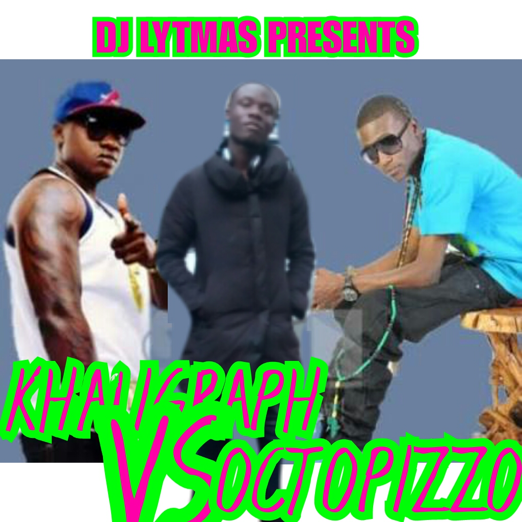 DJ LYTMAS - KHALIGRAPH JONES VS OCTOPIZZO MIXTAPE 2018 - DJ
