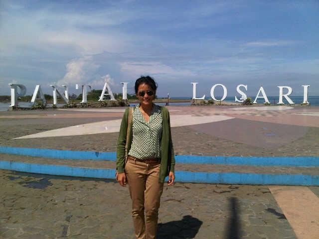 When I was in Makassar