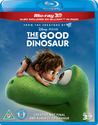Download Film Terbaru The Good Dinosaur 2015 Dual Audio BRRip 480p 300mb