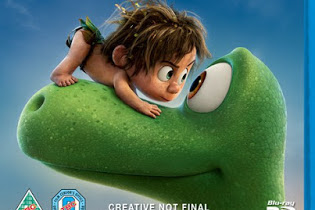 The Good Dinosaur 2015 Dual Audio BRRip 480p 300mb