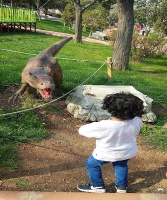 adana dinozor parkı