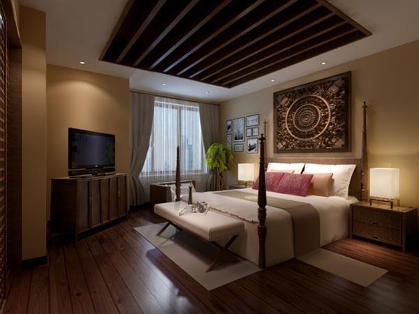 Bedroom model download free 3D max Models