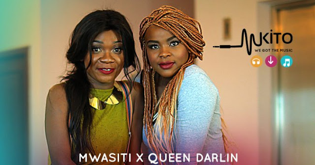 Mwasiti Ft. Queen Darleen - Sema Nae