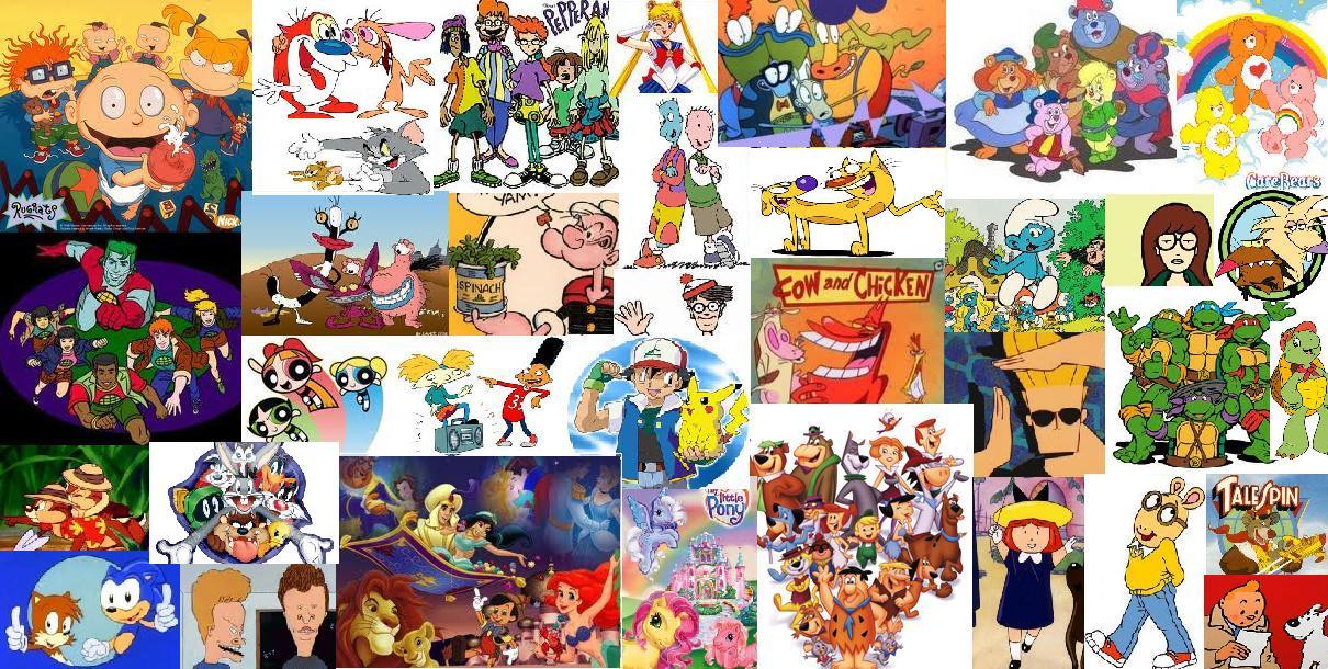Kids Of The Nineties September 2011