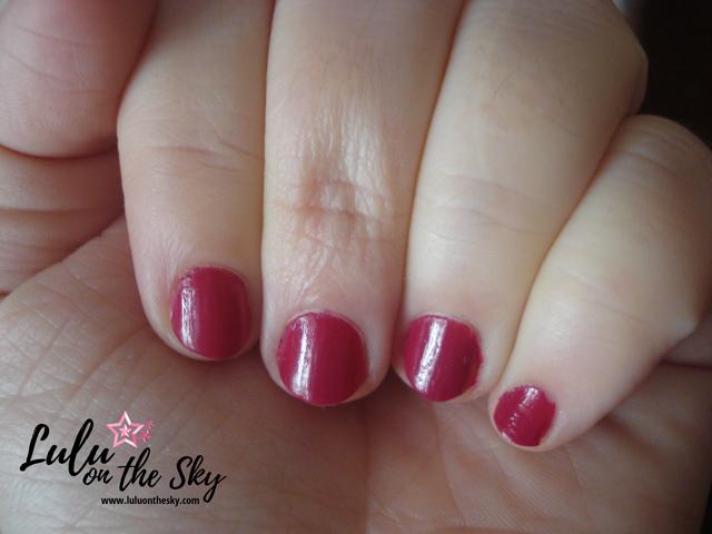 Esmalte Rosa Incrível - Colorama é a minha unha da semana