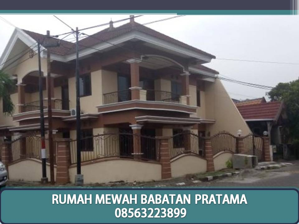 Jual Rumah Mewah Harga Murah Wiyung Surabaya Barat 08563223899