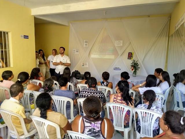 Janeiro Branco: Secretaria de Assistência Social desenvolveu campanha em prol da saúde mental nos CRAS