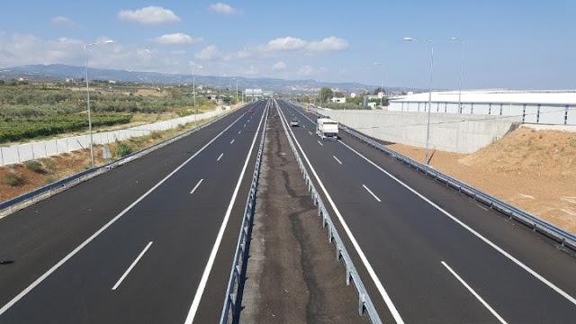 5 εκ ευρώ για παρεμβάσεις στο εθνικό οδικό δίκτυο της Περιφέρειας Πελοποννήσου