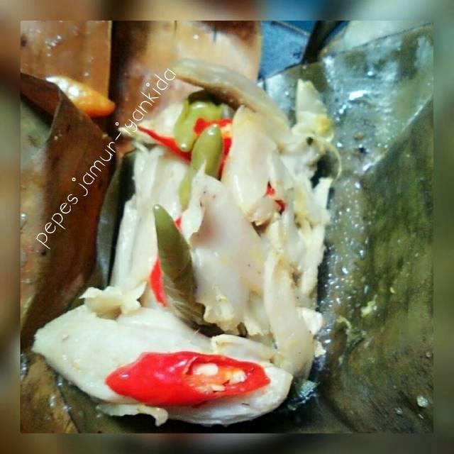 Resep Pepes Jamur Sederhana
