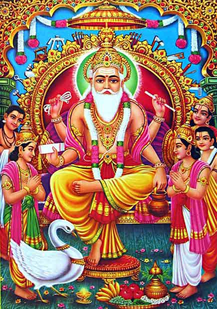 Importance of Biswakarma Puja Bengal - Orissa - Assam - Jharkhand and Date