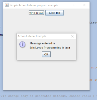 How to implement JButton Action Listener