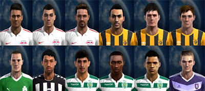 Mix Facepack Europe v1 Pes 2013 By Vicen