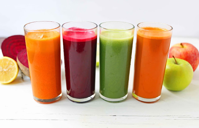 How Juicing These 15 Foods Can Help You Lose Weight Like Crazy