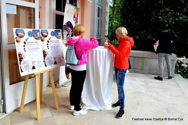 Festival kave 2016 @ Opatija 9-10.04.2016