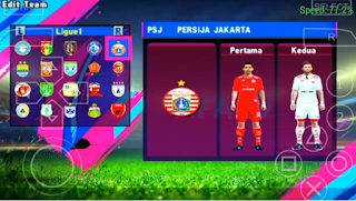 PES Jogress v3.5 Mod FIFA 19 League Special 1&2 PPSSPP