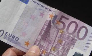 Χαρτονόμισμα 500 ευρώ - Τέλος: Αυτός είναι ο λόγος που δεν θα το ξαναδείτε!