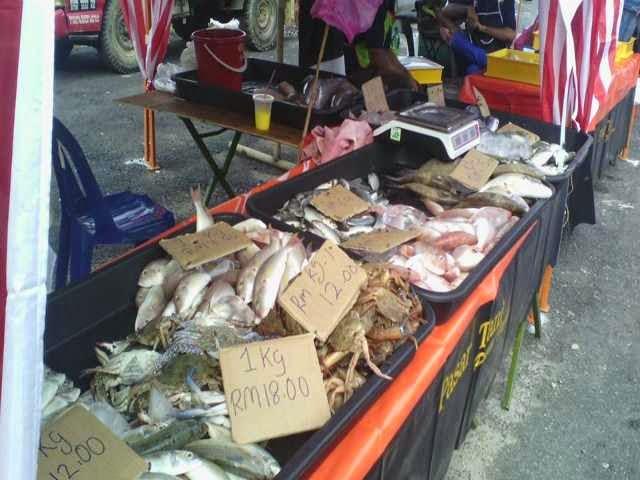 Ikan Ketam Segar
