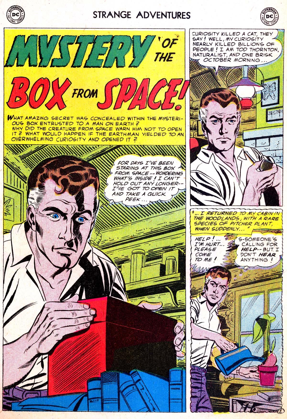 Strange Adventures (1950) issue 75 - Page 19
