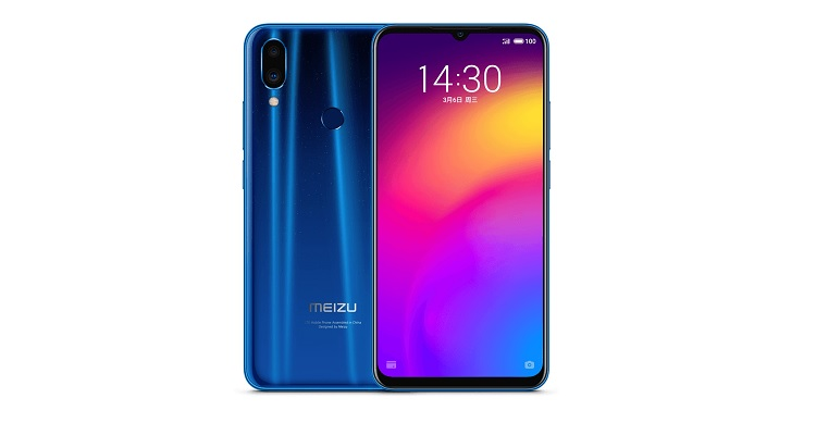 Meizu Note 9 with 48MP Camera Launched