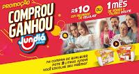 Promoção Comprou Ganhou Jundiá Sorvetes promojundia.com.br