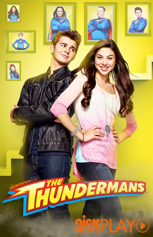 The Thundermans Pôster (FOTO: Reprodução/Nick News)