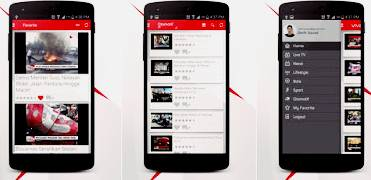 Aplikasi Live Streaming Bola Android Gratis