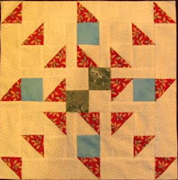 August Quilt Pattern Block of the Month Tutorial