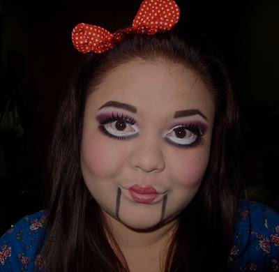 Halloween Makeup Collaboration Creepy Ventriloquist S