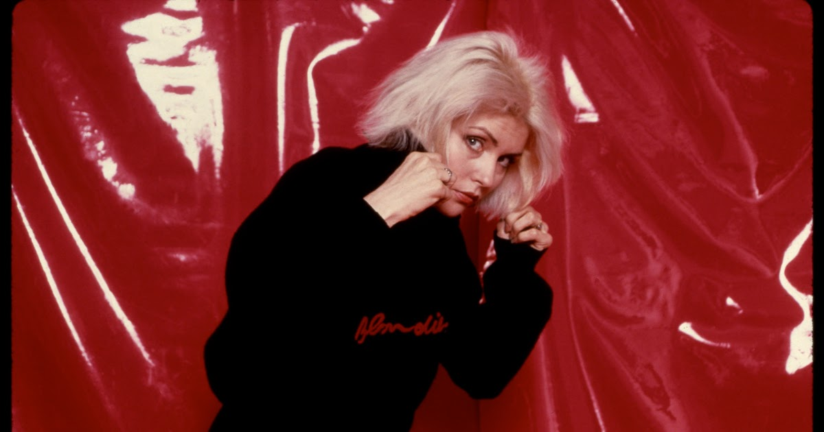 'It's Debbie, not Blondie!' – Rising Star a Natural in Front of the Camera in 1979