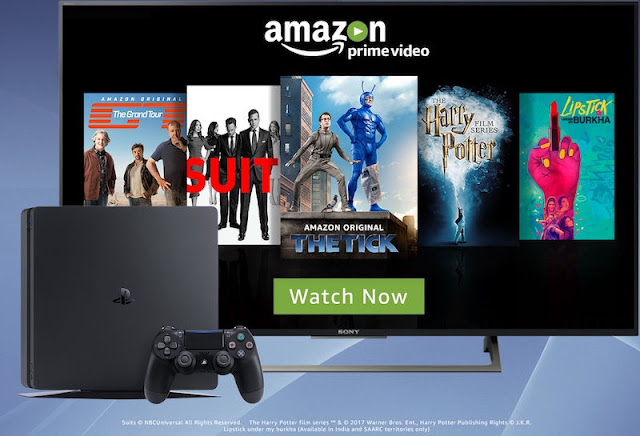 amazon-prime-video-app-arrives-on-playstation-in-india