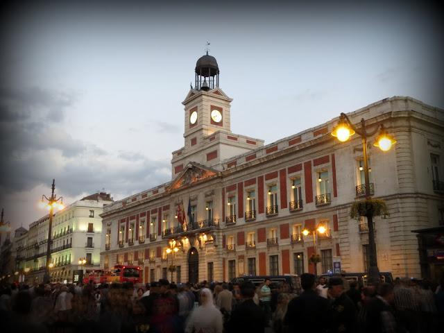 Los tejados de Madrid a vista de Zoom en la calle Alcalá