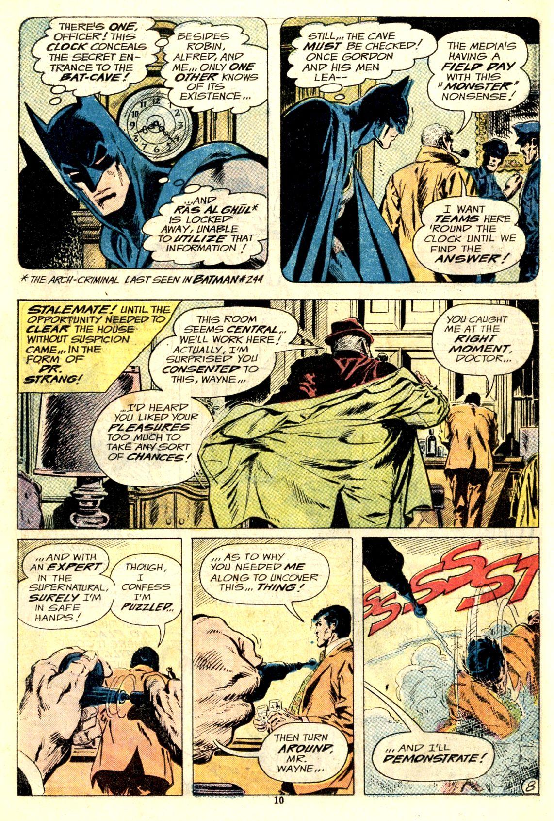 Detective Comics (1937) 438 Page 9