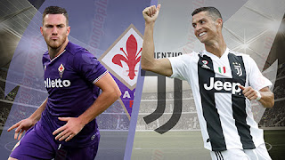 Watch Fiorentina vs Juventus live Streaming Today 01-12-2018 Italy Serie A