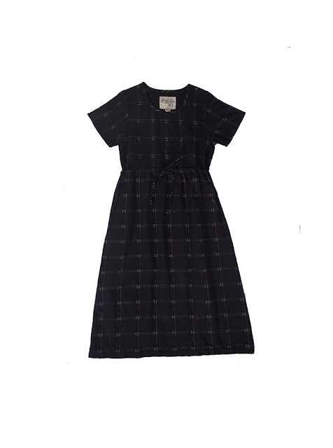 Ace & Jig Camille Dress in Black Magic