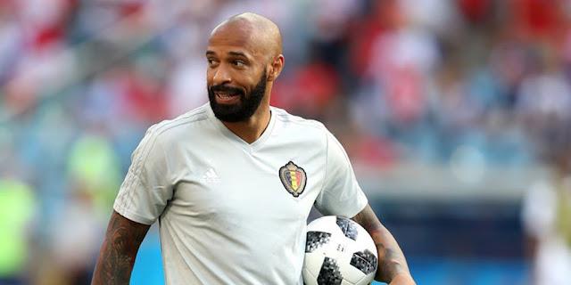 Thierry Henry Sudah layak Melatih Tim Di Liga Super Indonesia Persipura