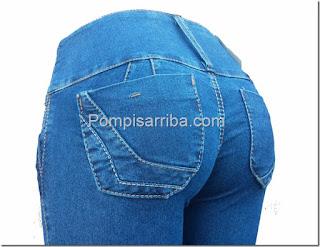 pompis arriba jeans original 2016 2017 Jeans Ush Up originales en México