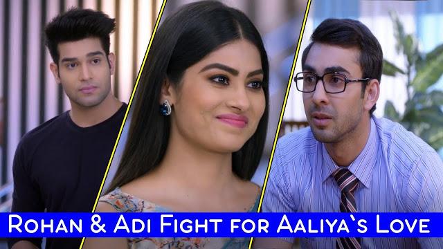 Big Dhamaka : Rohan attempt to kick Yug out Aaliya slaps Rohan in Yeh Hai Mohabbatein