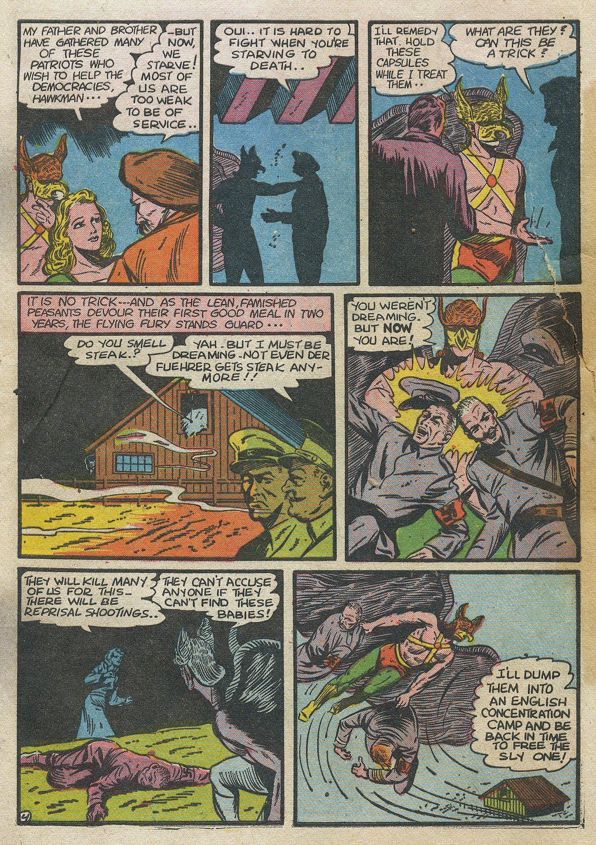 Read online All-Star Comics comic -  Issue #14 - 9