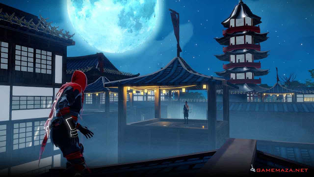 Aragami Gameplay Screenshot 1
