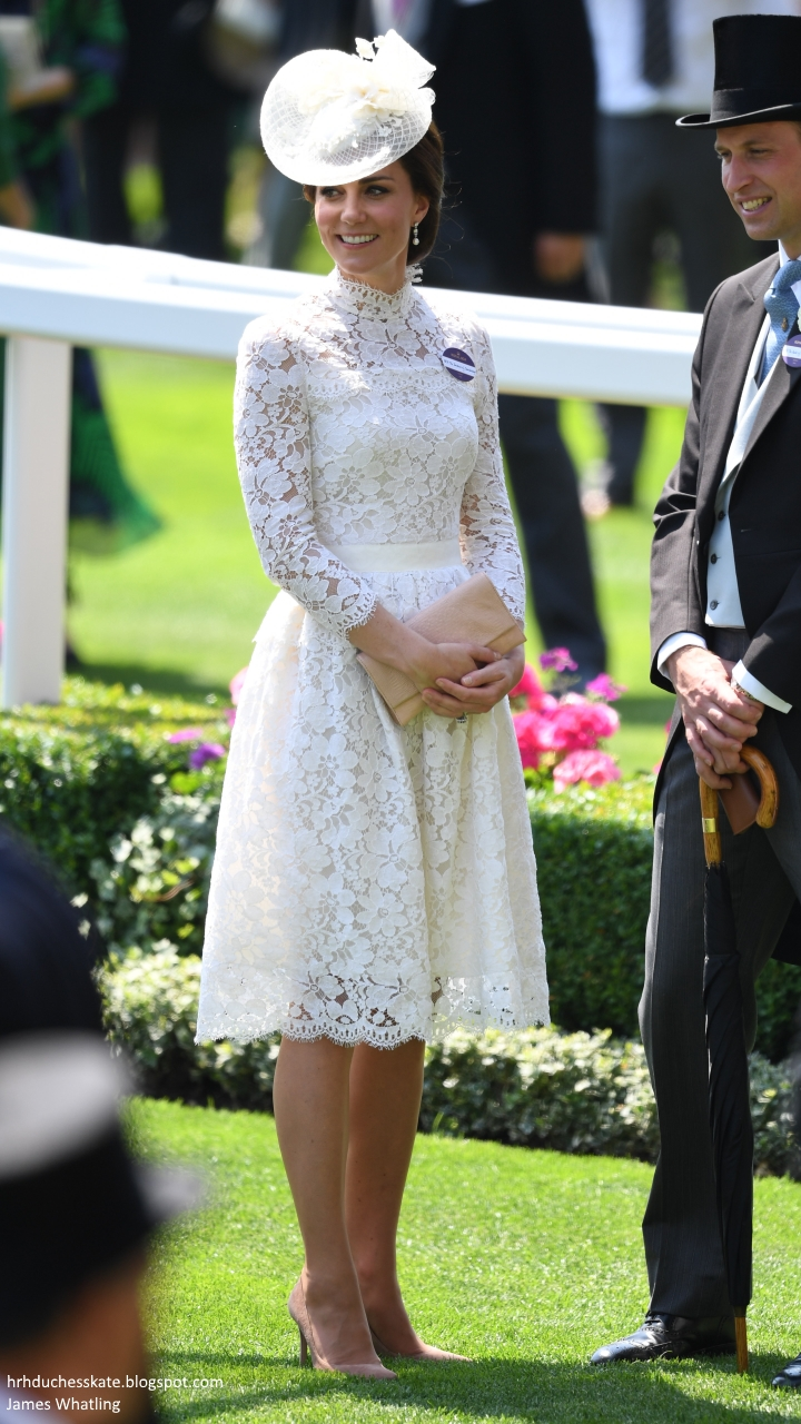 9146ee611b Duchess Kate: Styling Kate: Submit Your Choices for Royal Ascot & a ...
