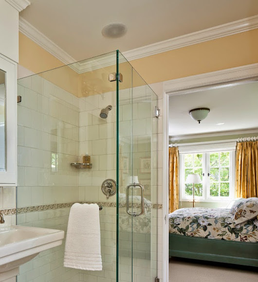 Design Ideas for the Bathroom ~ Frameless Shower Doors