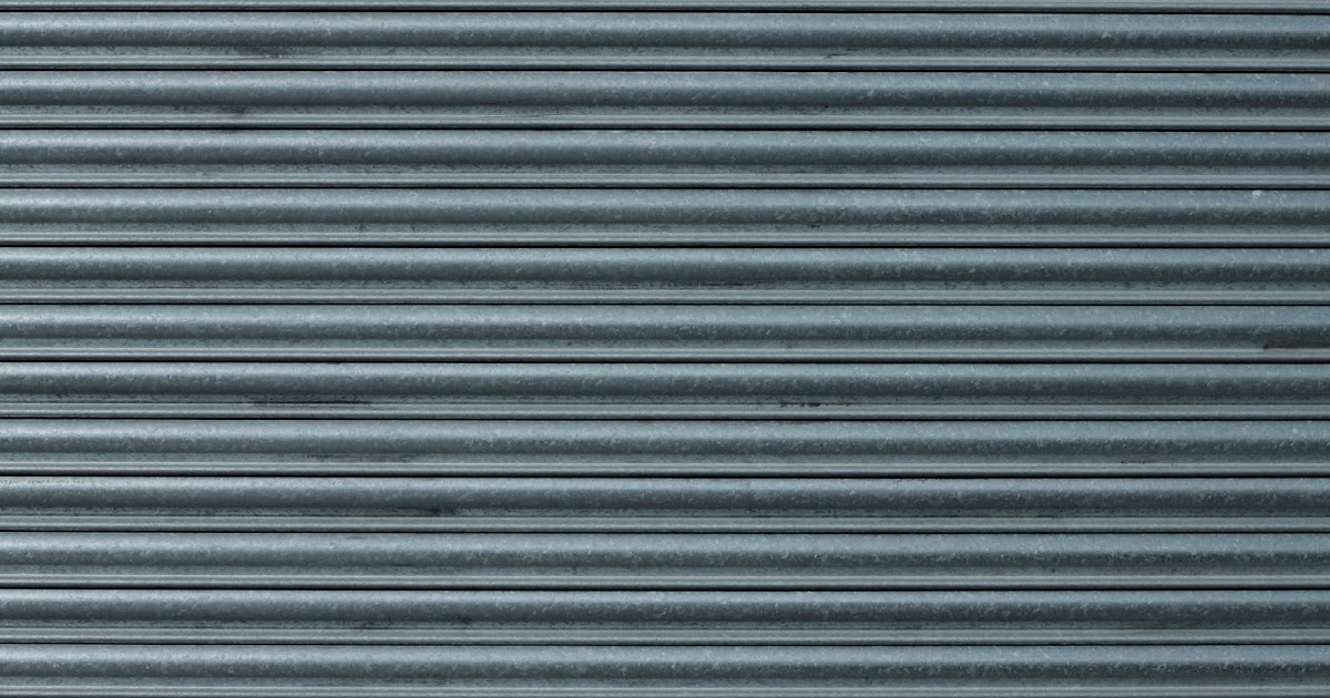 High Resolution Seamless Textures Metal Shutter Gate Texture