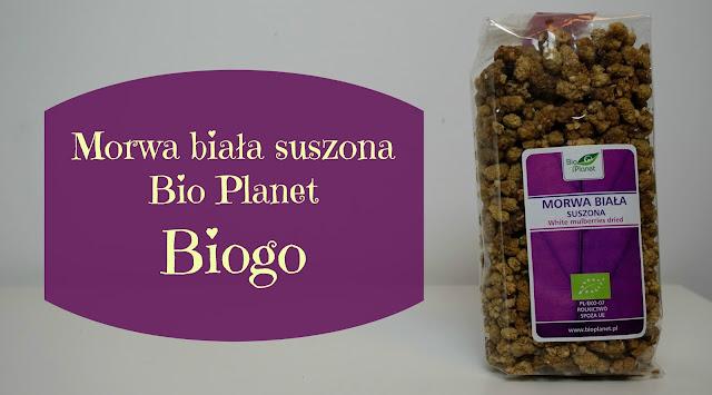 RECENZJA: Morwa biała suszona Bio Planet | Biogo