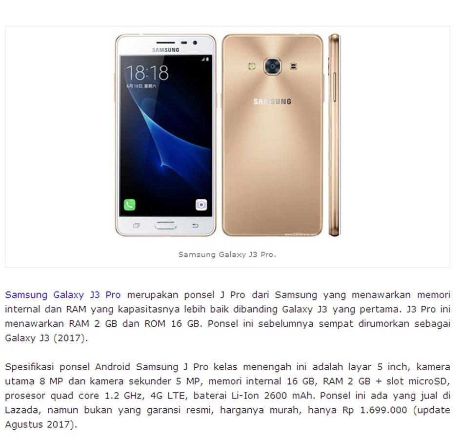 Harga Terbaru Samsung Galaxy Seri J Info Ponsel J1 Mini Garansi Resmi Tidak Ada Perbedaan Yang Mencoluk Dari Type 2016 Smartphone Edisi Prime Ini Menawarkan Memori Internal 8gb Dengan Ram 1gb