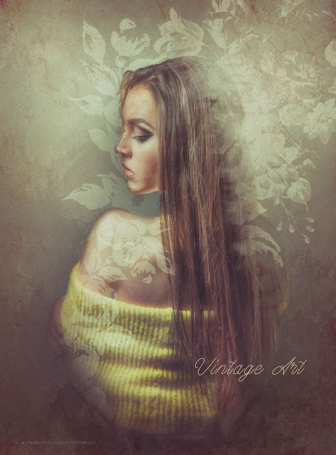 Create a Vintage Artwork in Photoshop CC
