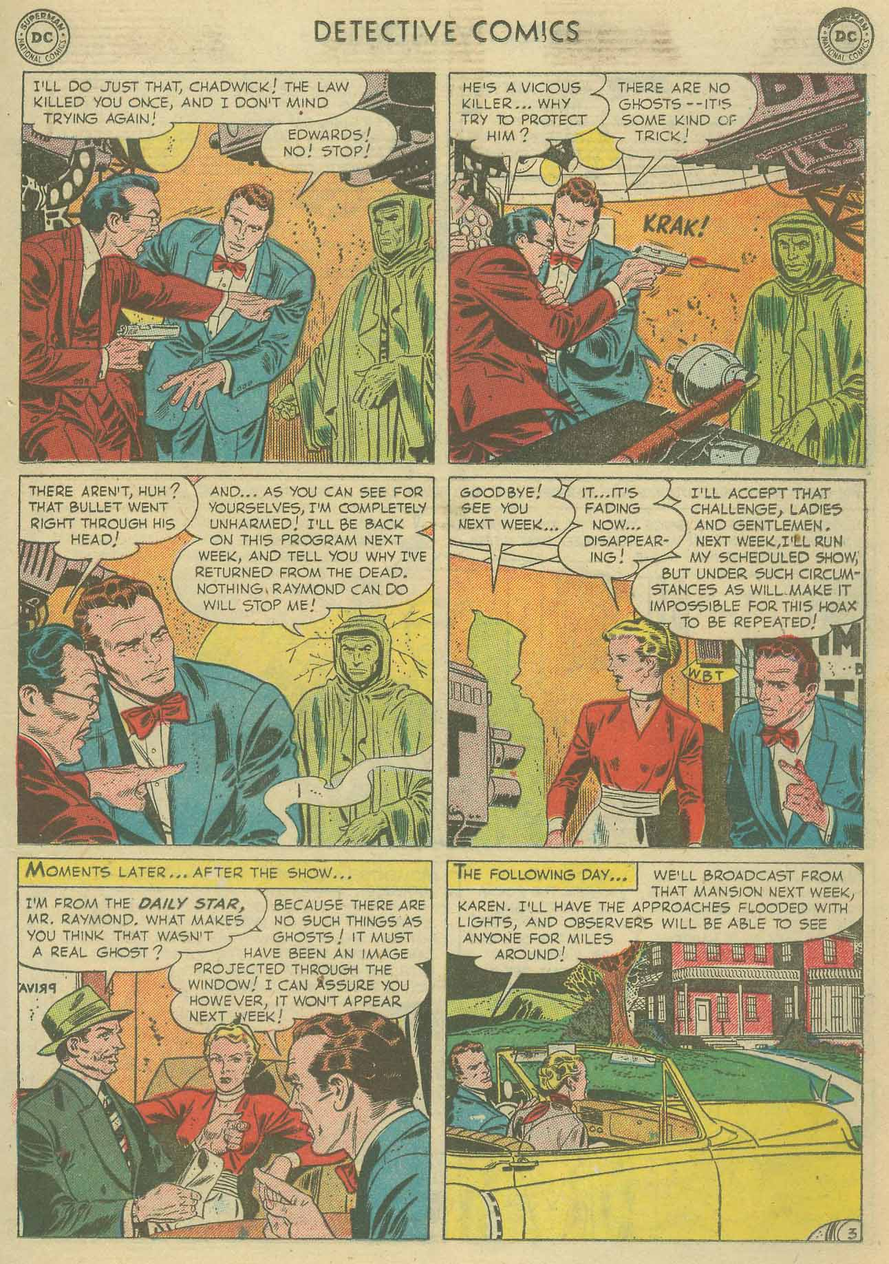 Detective Comics (1937) 175 Page 26